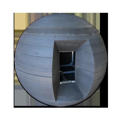 99cm Foam Sphere