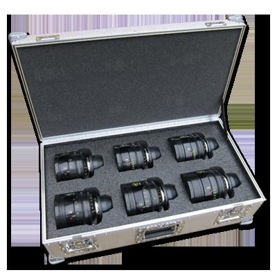 Cooke S4i Lens Set